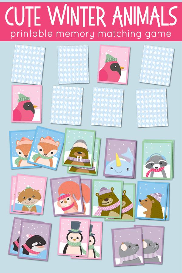 Irregular Past Tense Verbs Matching Card Game Set 1 (With