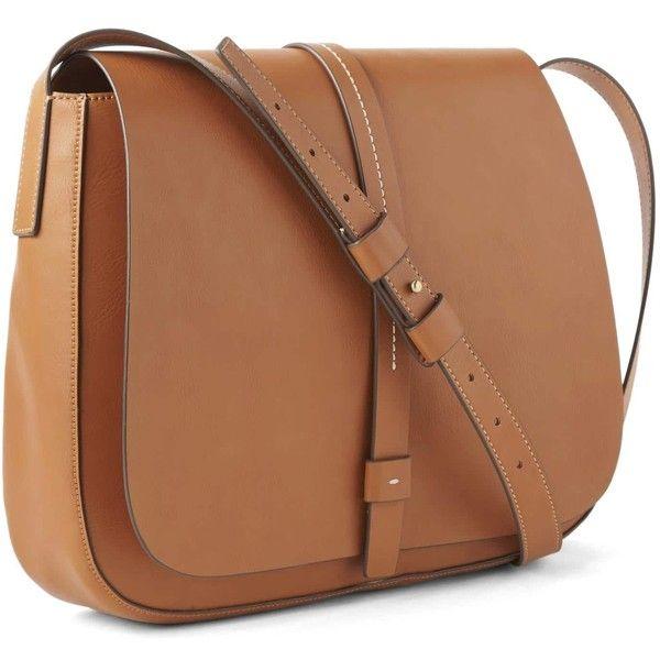 Gap Women Large Saddle Crossbody Bag ($50