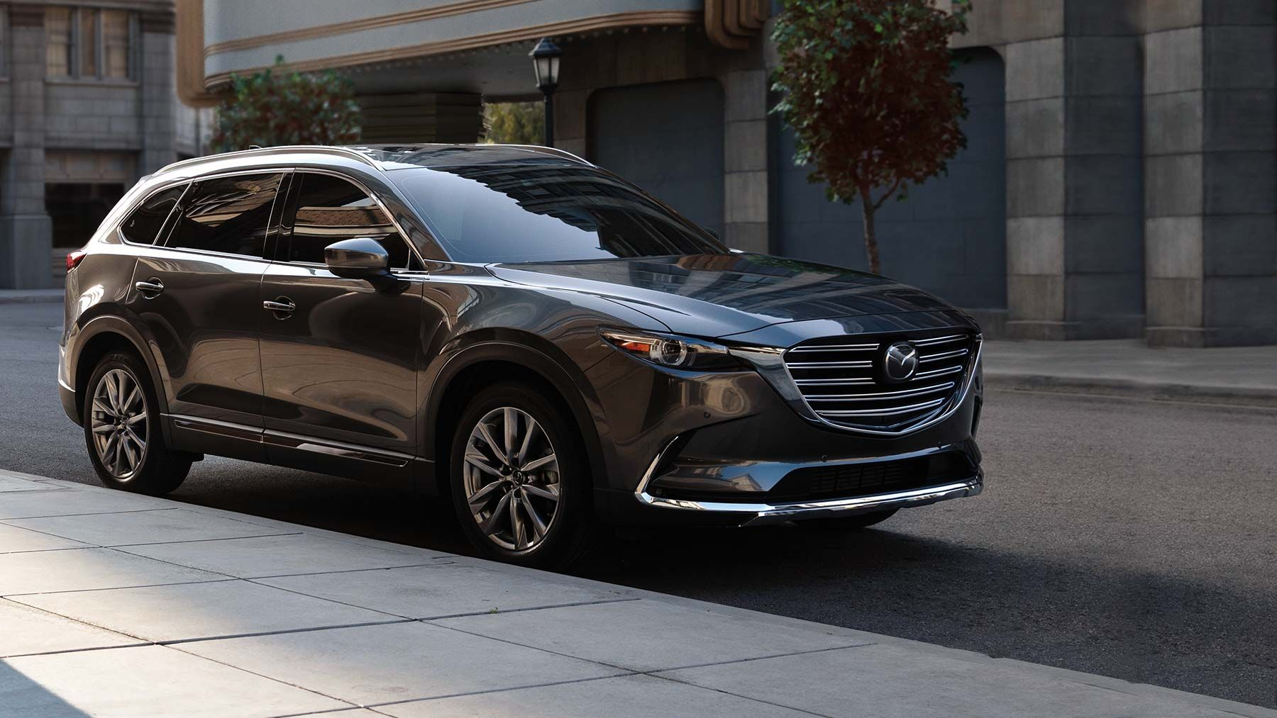 View Photos And Videos Of The 2019 Mazda Cx 9 Crossover See Exterior And Interior Shots Explore Available Accessories And See The Car In Mazda Cx 9 Mazda Suv