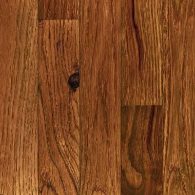 Millstead Oak Gunstock 3 4 In Thick X 3 1 4 In Wide X Random Length Solid Hardwood Flooring 20 Sq Ft Case Pf7110 Hardwood Floors Hardwood Flooring