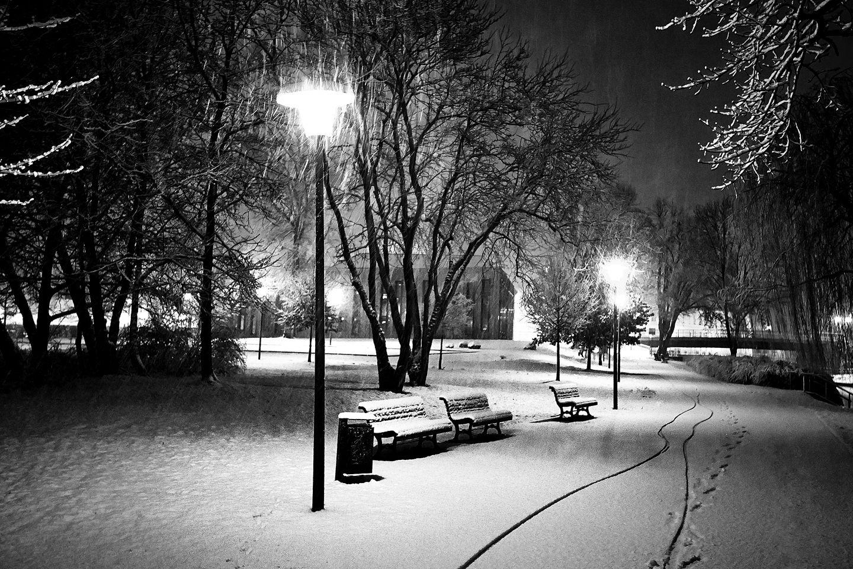 Oranienburg 2015, first Snowfall by Ralph K. Penno Photography / Berlin / Germany