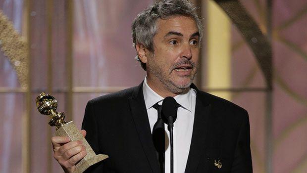 Alfonso Cuarón es Globo de Oro por Mejor Director de Gravity