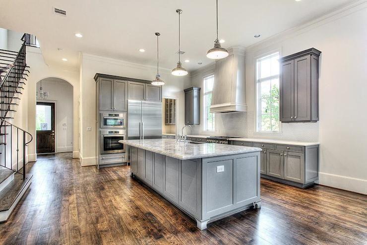 har kitchens gray cabinets gray kitchen cabinets gray butler pantry cabinets white and on kitchen decor grey cabinets id=37903
