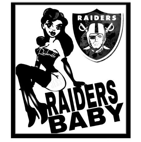 Rn4l Raiderette Raider Nation