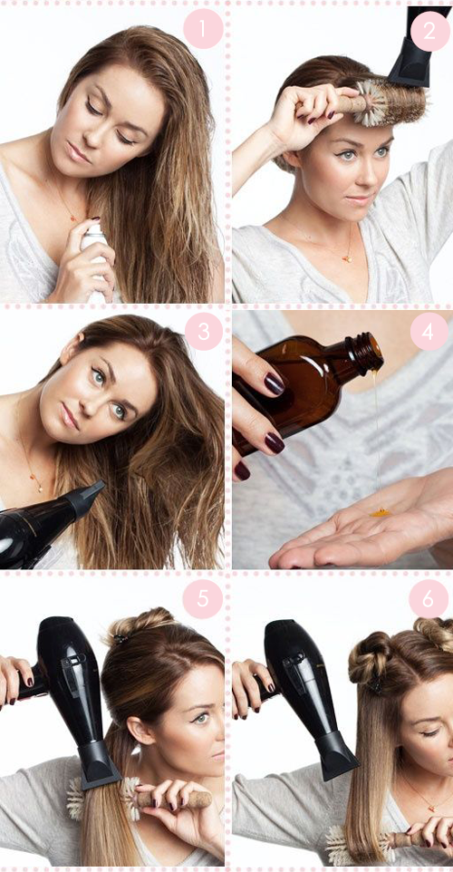 Are You Sorting Out Recommendations On A Way To Blow Dry Your Hair At Home Then No Have To Be Compelled To Worry Th Blow Dry Hair Blowout Hair Dry Long