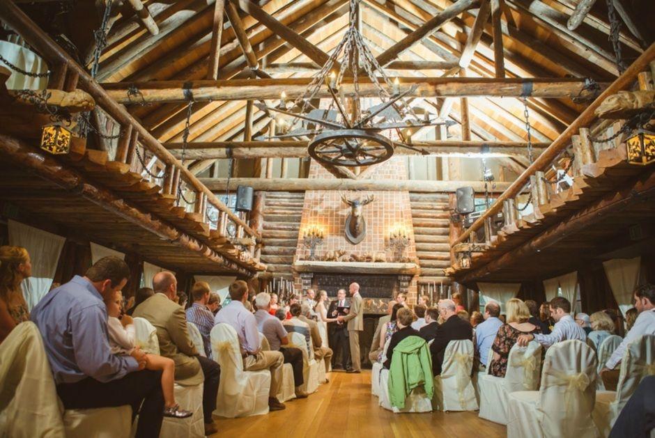 La Foret event center in Colorado Springs Wedding venues