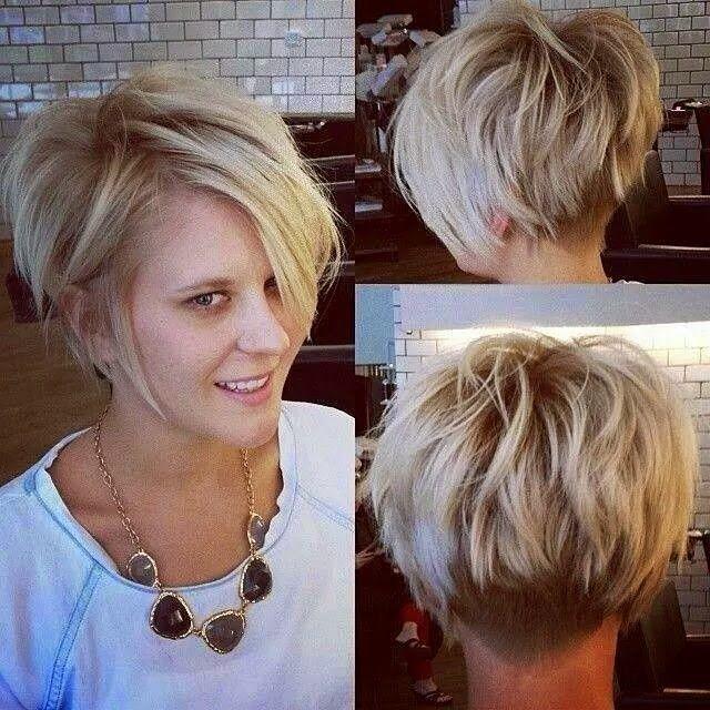Bekend korte boblijn achterkant - Google zoeken | Hair styles | Pinterest  @VT23