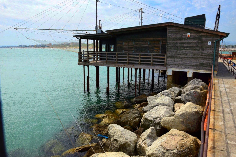 Rimini Molo Di Levante Con Immagini Molo Rimini Vincent