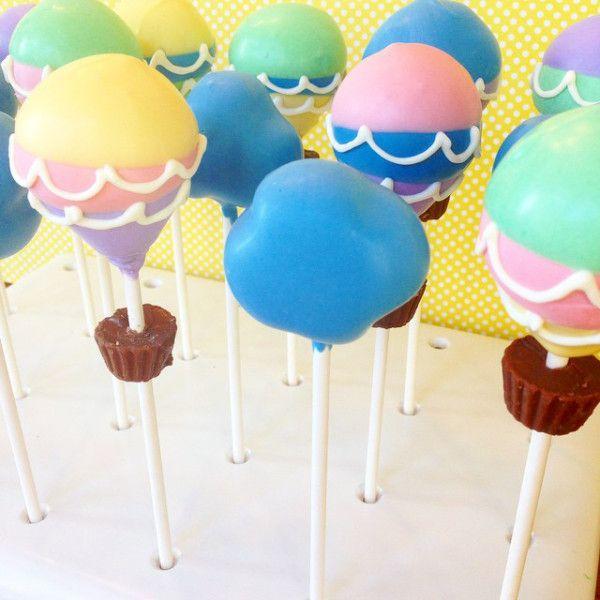 Cake Pops by Sarah