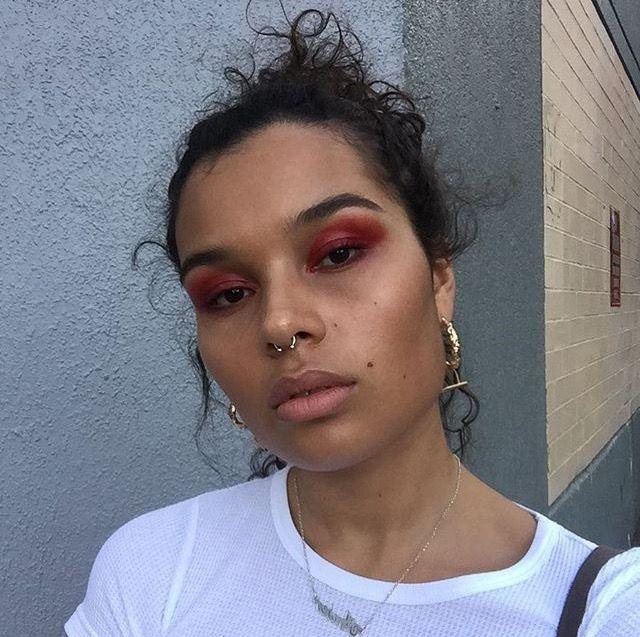 Pinterest SaraThompson ♫♪ Maquillage, Fard à paupières