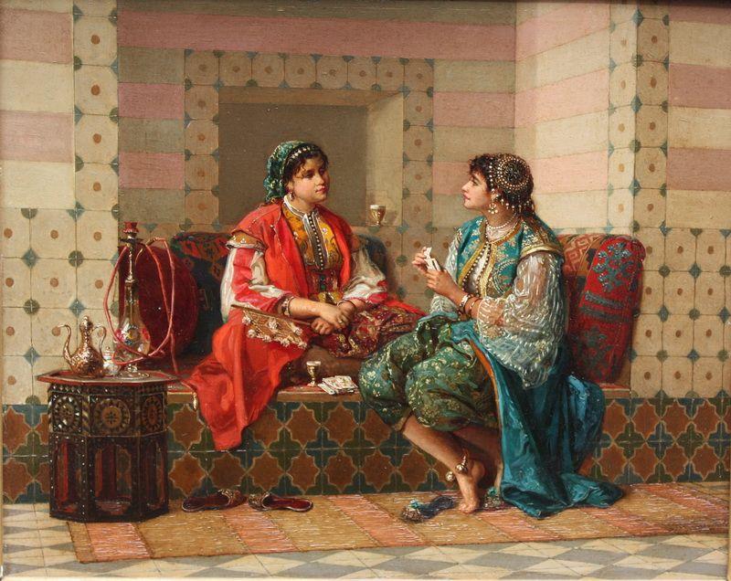orientalist paintings | m