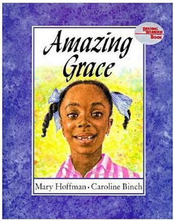 Image result for amazing grace children's book