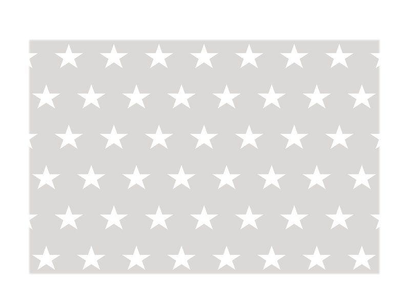 Mea Living - Platzset - Sterne grau