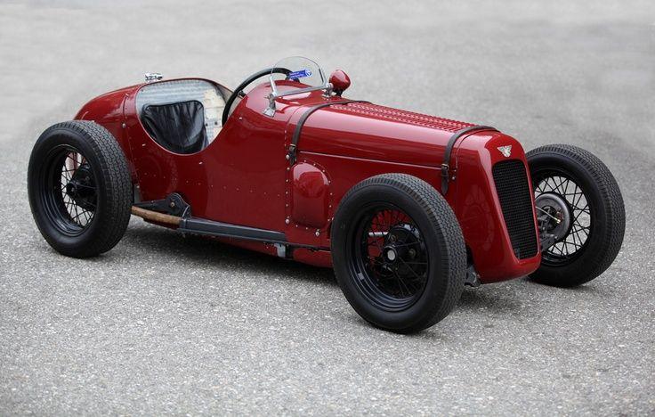 1930 Austin Seven Special Monoposto One Badass Austin Seven