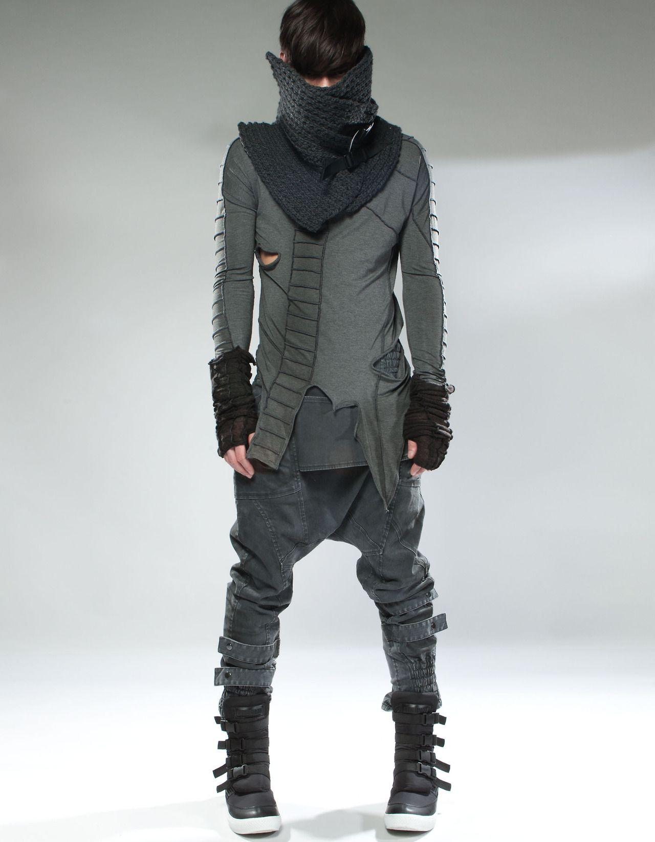 Futuristic Clothing, DEMOBAZA   для сеттинга   Pinterest   Fashion ... e9ecad5b981