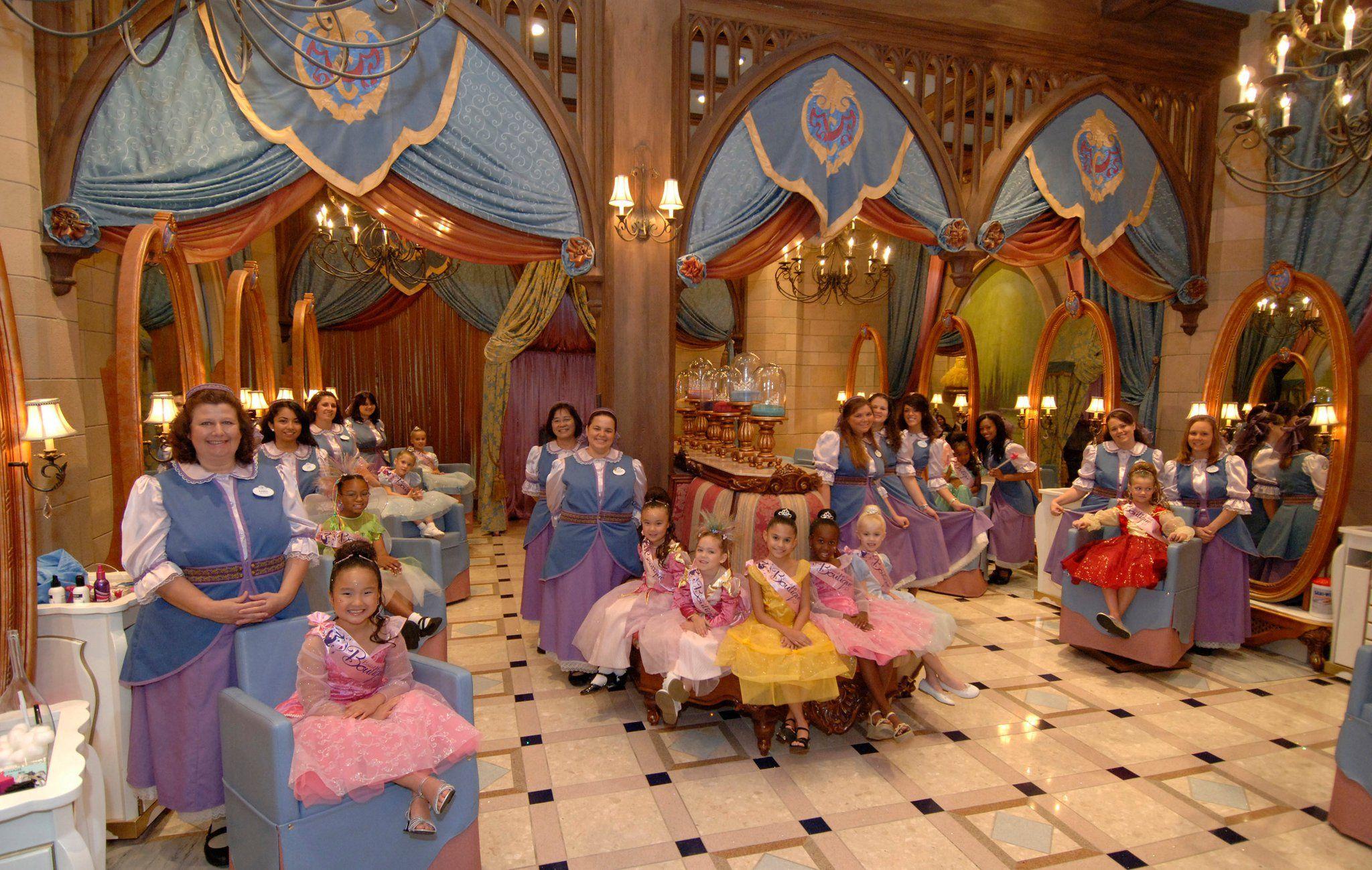 Bibbidi Bobbidi Boutique Bibbidi Bobbidi Boutique Disney World