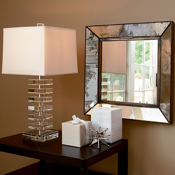 dubois small square wall mirror set of 2 crate and on mirror wall id=70065