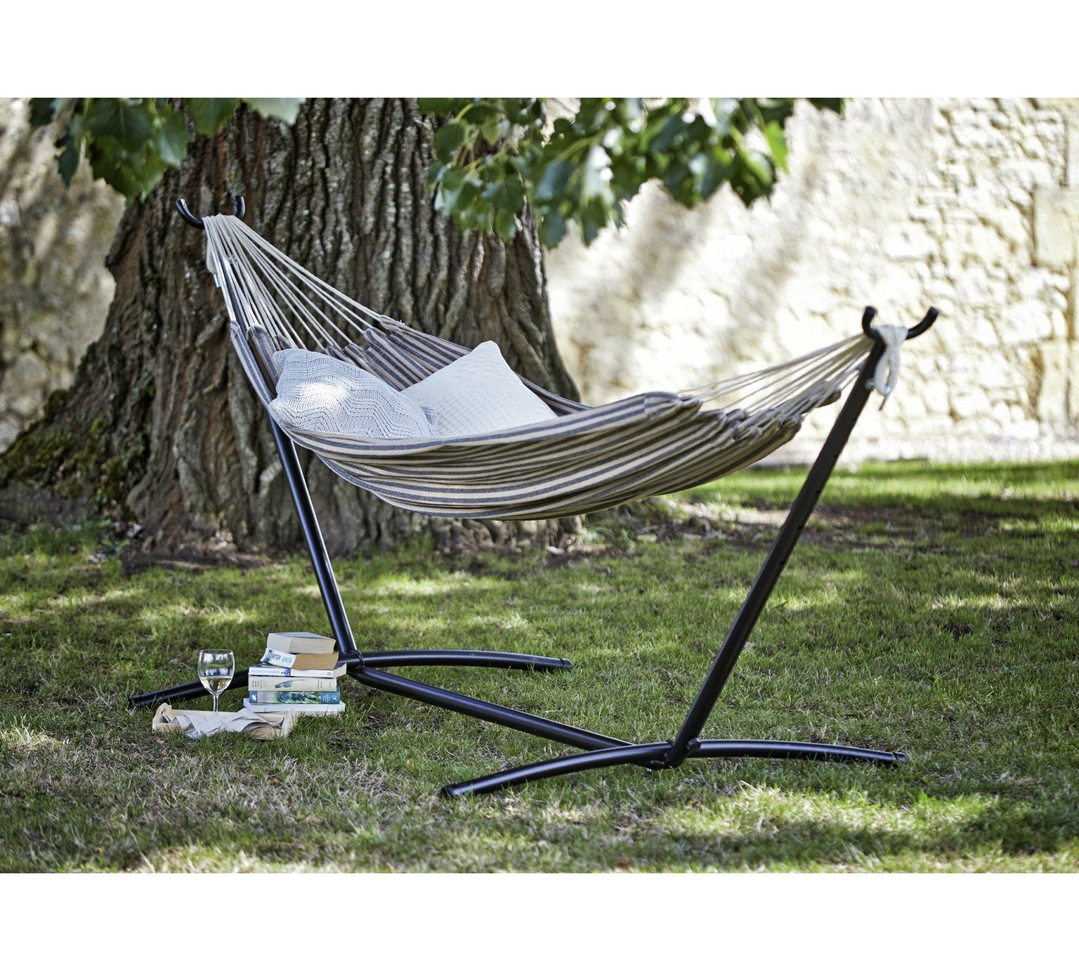 Buy Argos Home Metal Hammock Hammocks and swing seats