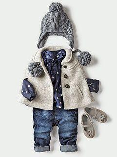 Zara for Little One @Katie Brewer I think W needs some new threads