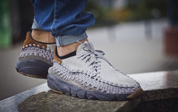 Nike Air Footscape Woven Free Motion x BODEGA - Pan_zgrywus