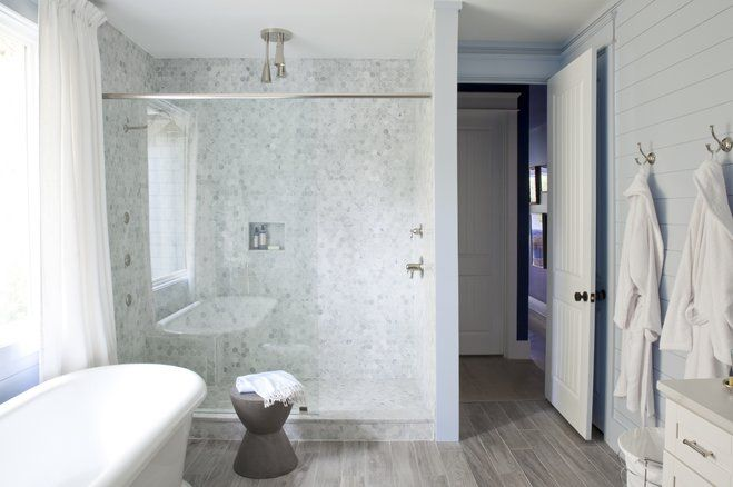 Before U0026 After: The HGTV® Dream Home Master Bath Goes From Dingy To  Delightful   Wayfair