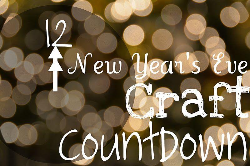 NYE Craft Countdown}   Feast.