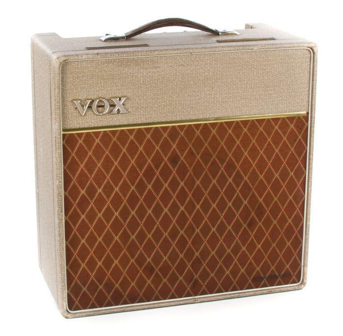 1962 vox ac15 vintage 1x12 combo amp original celestion alnico blue guitar dreams guitar. Black Bedroom Furniture Sets. Home Design Ideas