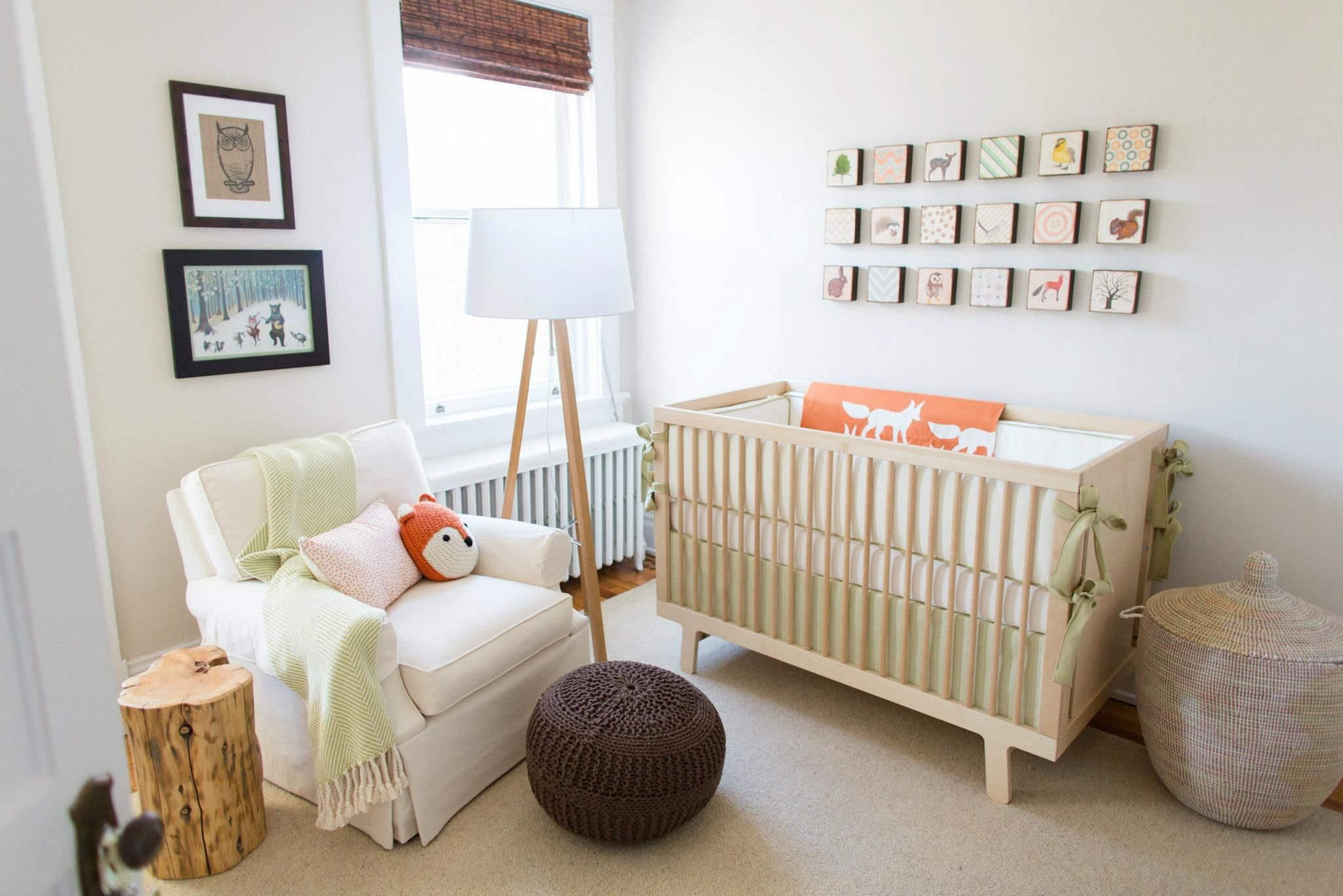 Woodland Inspired Nursery This Is Great Woodland Inspiration That