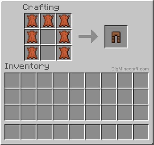 How To Make Leather Pants In Minecraft And More Crafting Recipes How To Make Leather Crafting Recipes Summer Crafts For Kids