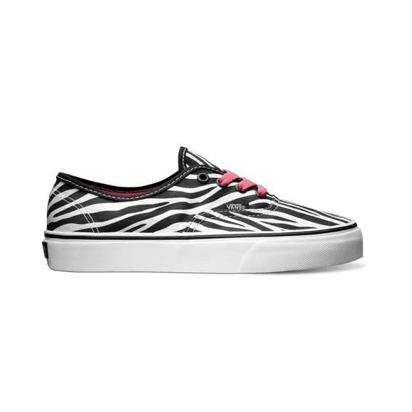 b78a68499f Vans Authentic (Zebra) true white