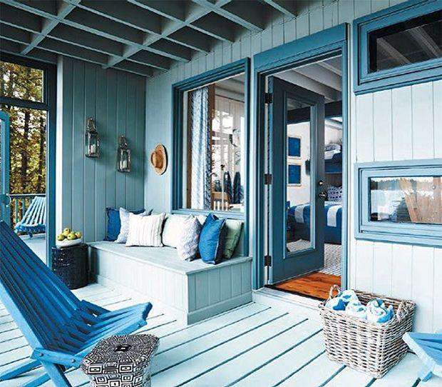 See Sarah Richardson's Stunning Rental Cottage