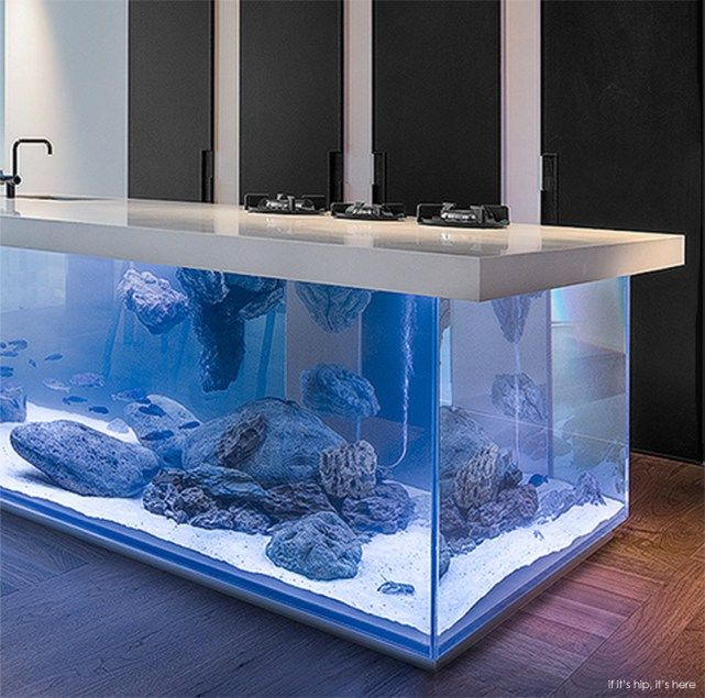 The ocean kitchen by robert kolenik eco chic design is a made to order l