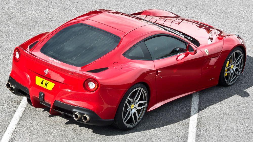Ferrari Ferrari Ferrari