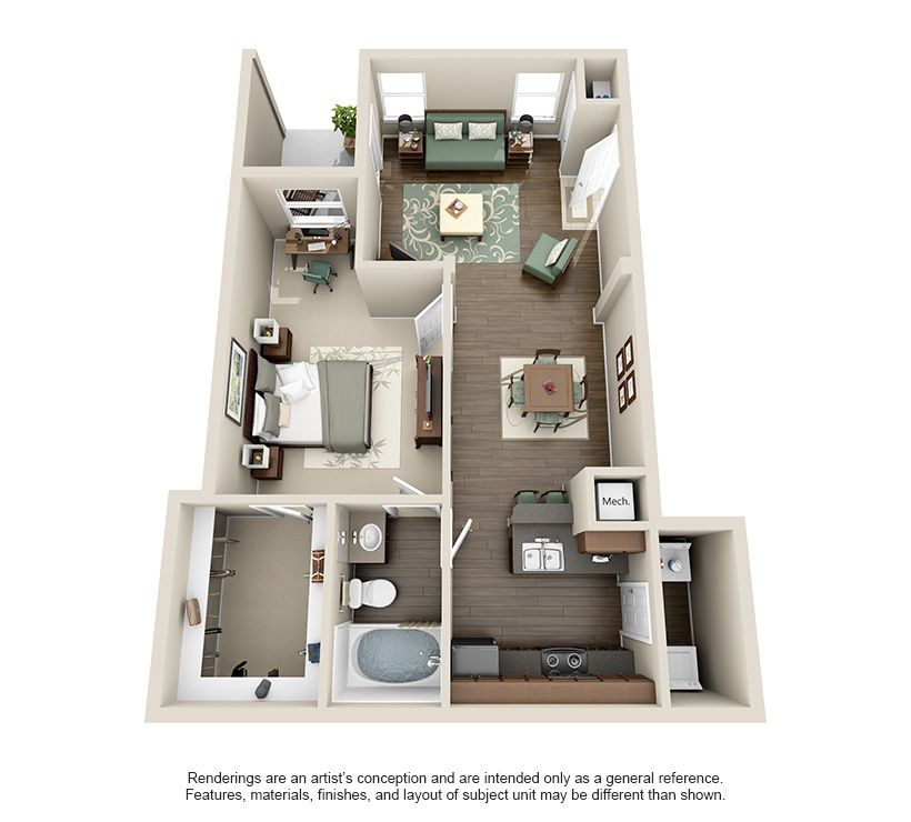 One Two Three Bedroom Apartments In Kingwood Tx Steadfast Apartment Renting Rental Texas Apartment Floor Plans Houston Apartment Apartment Layout