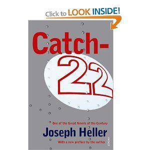 Catch 22. Finally finished it after a number of false starts. So glad I did. Fantastic book