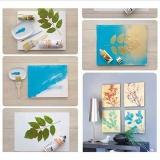 Arte facil #decorandohogar