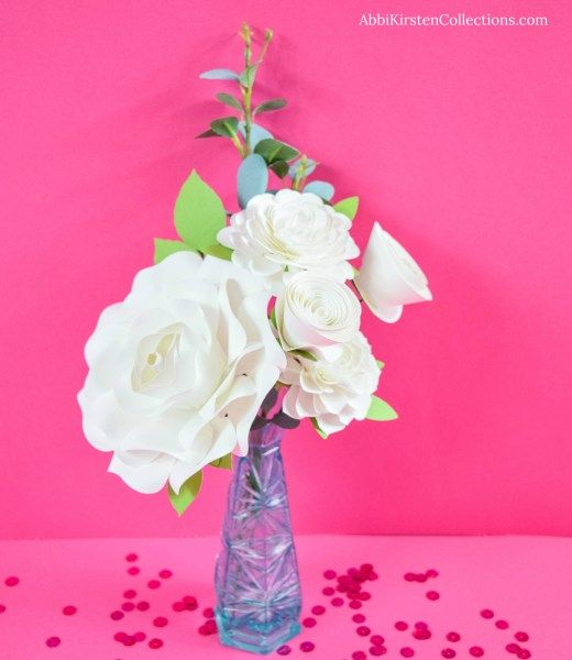 Make your own paper flowers: Paper Flower Making Supply List #paperflowerswedding