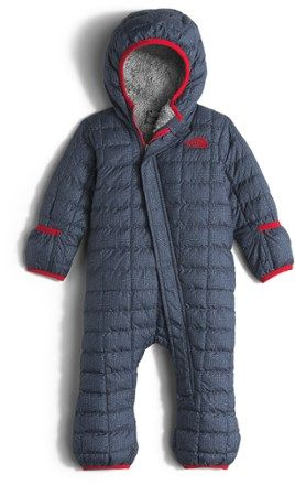 1bd308b573cf The North Face Boy s ThermoBall Bunting - Infant Boys