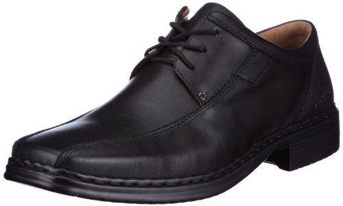 schwarz Übergröße elegante Schnürhalbschuhe Herrenschuhe