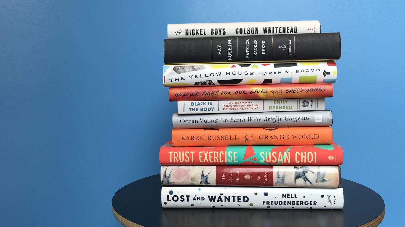 Maureen Corrigan's Best Books Of 10 Here Are 10 Unputdownable ...