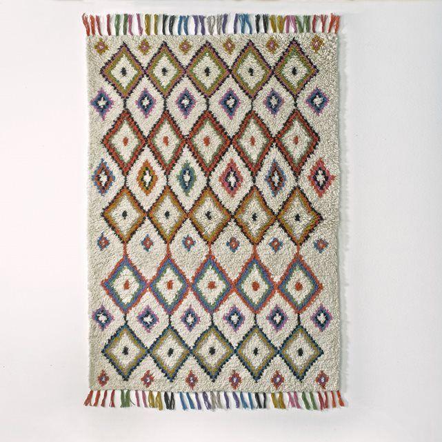 Tapis style berbère, Ourika en 2019 | HDA - Textile, Rugs & Cushions ...