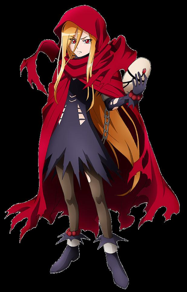 Evileye Anime, Manga anime, Character design
