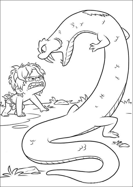 13 Fun Arlo The Good Dinosaur Coloring Pages For Children Fuesta