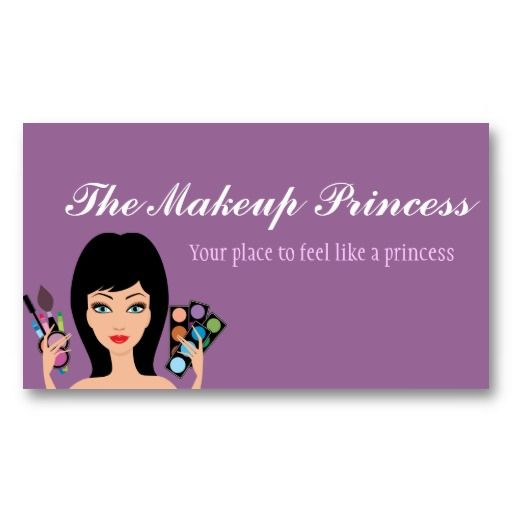Beauty Salon Business Card Business Cards Salons And Salon Ideas