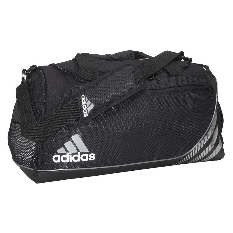 6251294f748 Adidas Team Speed Medium Duffel Bag, Blue (Navy)   Duffel bag and ...