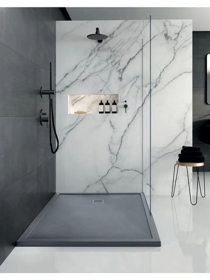 45 kleine Baddekorationstipps, wie man ein kleines Bad so aussehen lässt, dass es