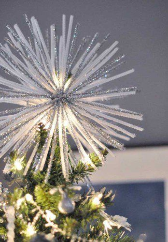 Diy Christmas Tree Topper Ideas For This Holiday Season Diy Projects Diy Christmas Tree Topper Christmas Wreaths Diy Easy Creative Christmas Trees