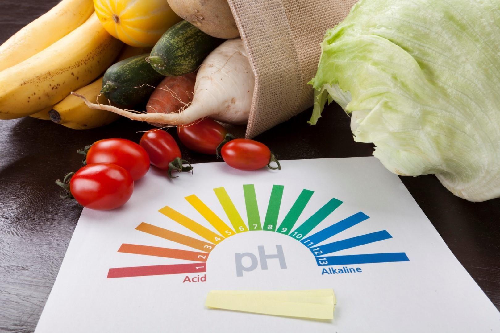 Dieta alcalina un modo di mangiare che rimette in