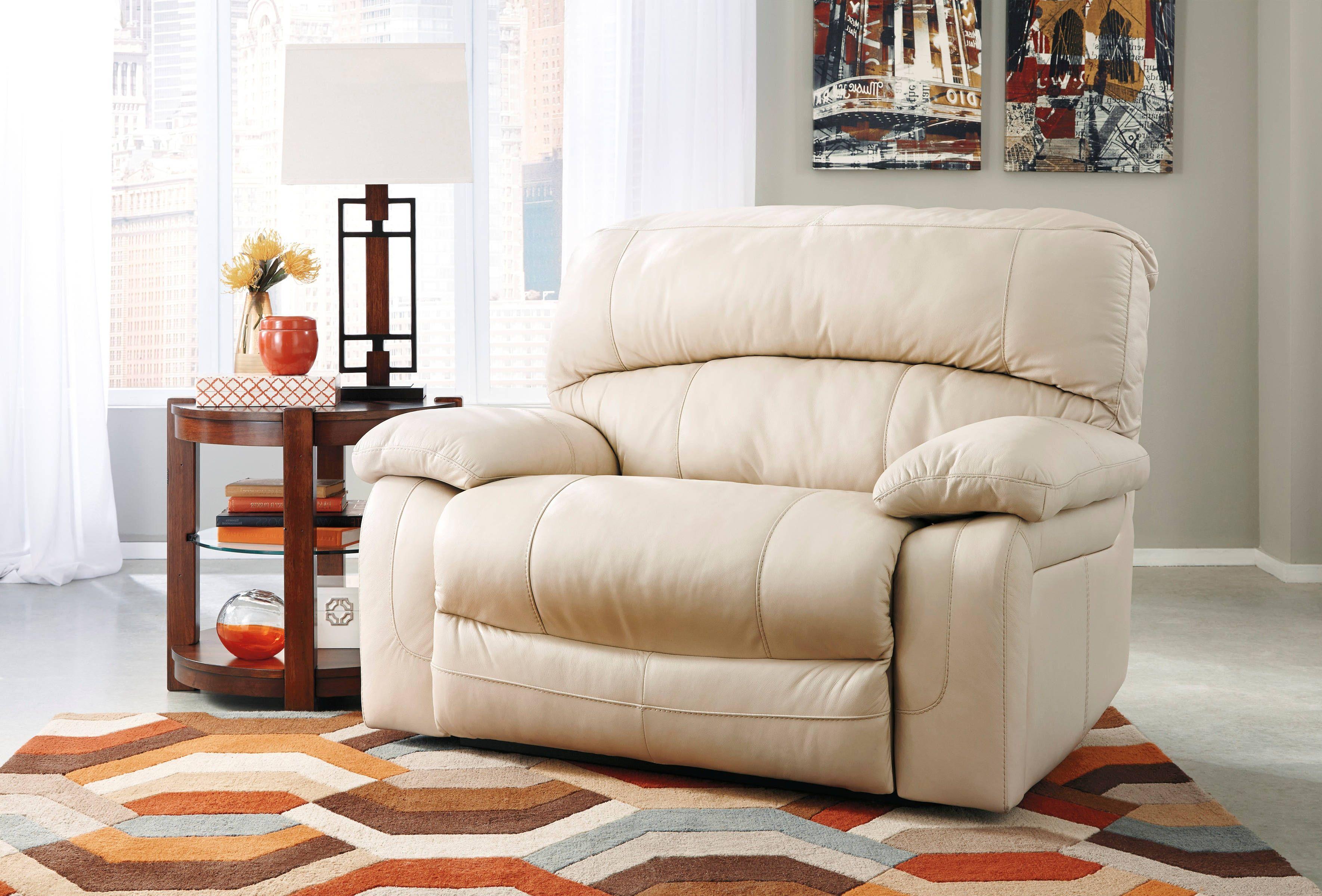 Strange Damacio Cream Leather Zero Wall Wide Seat Recliner The Spiritservingveterans Wood Chair Design Ideas Spiritservingveteransorg