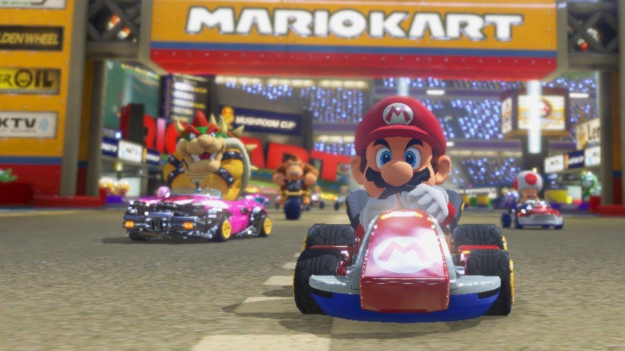 Mario Kart 8 Mario Kart Mario Kart 8 Wii U
